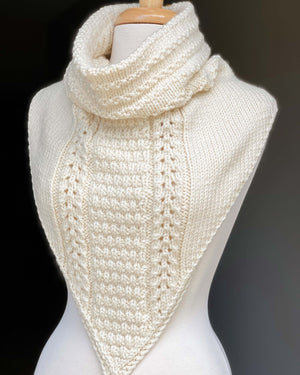 Cowboy Cowl Knitting Kit