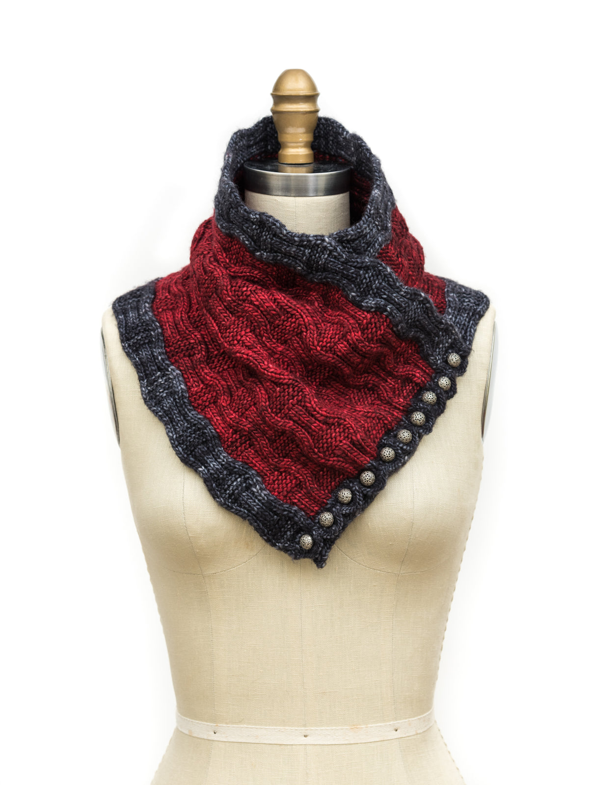 Scarf & Cowl Patterns – Pam Powers Knits