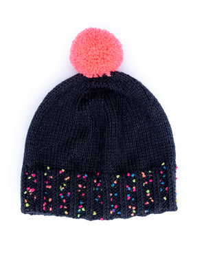 Funfetti Hat Knitting Kit