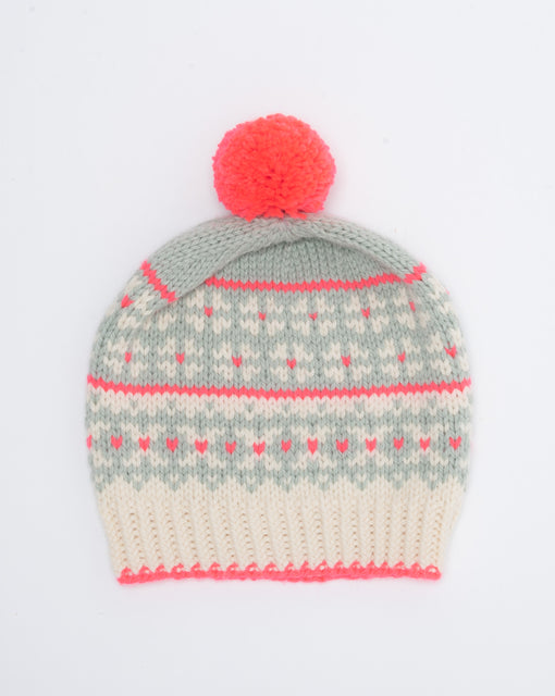 Brightly Hat Knitting Kit