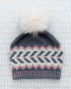 Paka Sparkle Hat Knitting Kit (Ltd Edition)