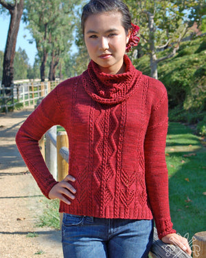 Kiko Pam Powers Knits