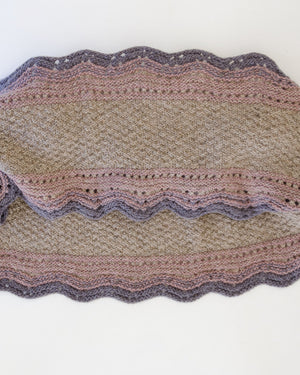 Vintage Lace Infinity Pam Powers Knits