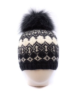 Tiara Hat Knitting Kit