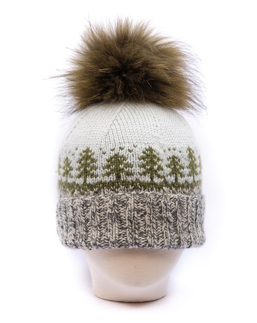 Central Park Hat Knitting Kit
