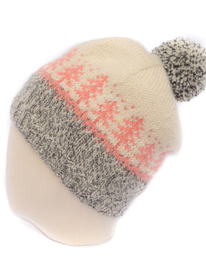 Central Park Slouchy Beanie Knitting Kit