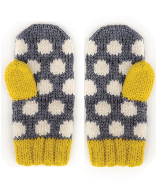 "Twister ""Match"" Mitten Knitting Kit"