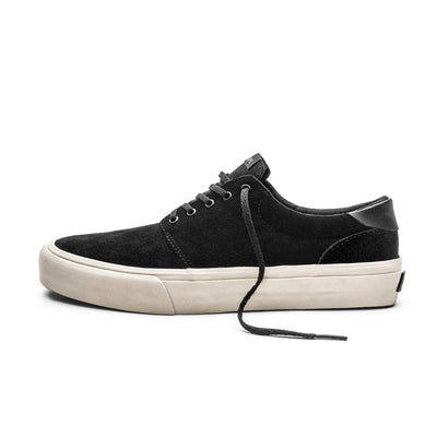STRAYE - FAIRFAX (BLACK BONE SUEDE)
