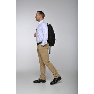 Tan Travel Light Chino Pants - The Stretch Suit