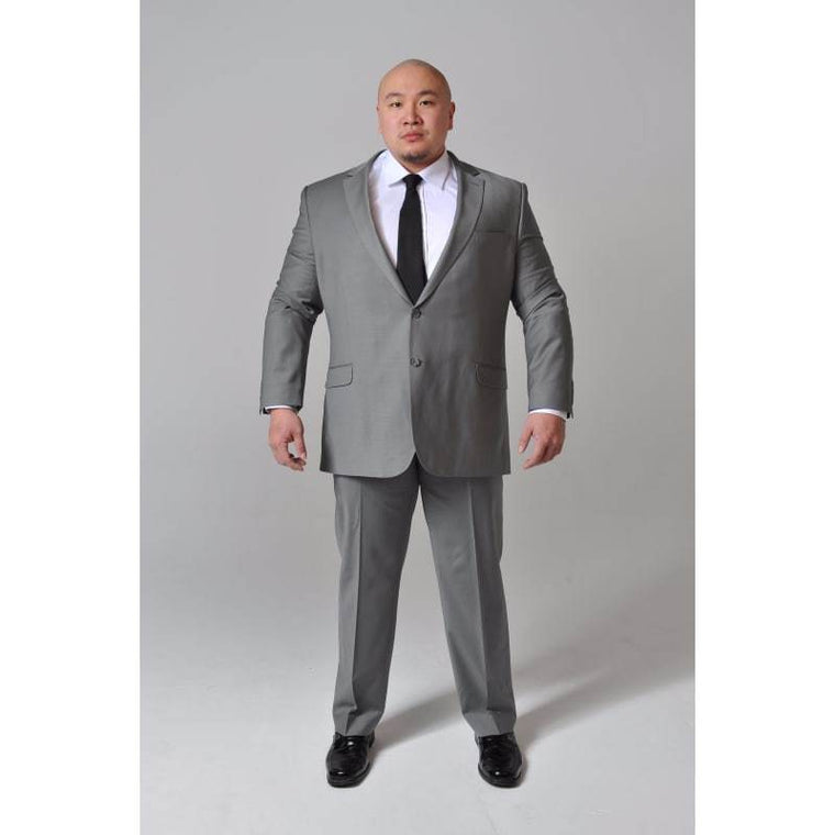 Big and Tall Stretch Suit - The Stretch Suit