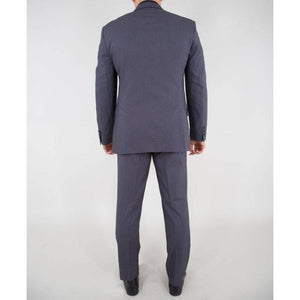 Charcoal Water Repel Performance Suit - The Stretch Suit