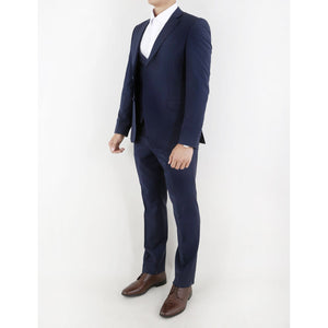 Navy Stretch Suit - The Stretch Suit