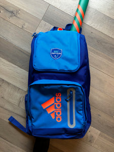 ADIDAS FIELD HOCKEY BACKPACK SHOCK BLUE