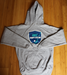 WC Riptide Grey Sweatshirt