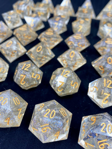 Handcrafted Dice Sets