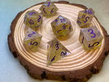 Halla Handcrafted Dice Set