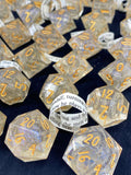 Scrollie Rollies Handcrafted Dice Set