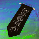 Moon Phase Celestial Banner Pennant Space Banner