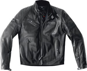 ACE LEATHER JACKET BLACK E58/US48
