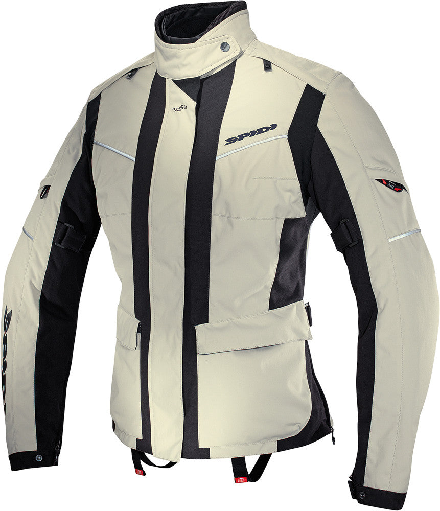 VENTURE H2OUT LADY JACKET BLACK/ICE L