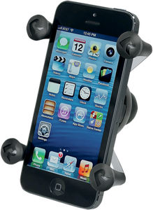 "RAM UNIVERSAL X-GRIP CELL PHONE CRADLE WITH 1"" BALL"