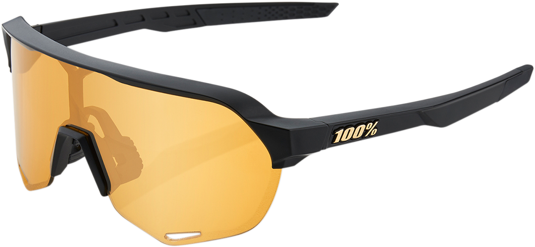 SUNGLASS S2 BLACK/GOLD
