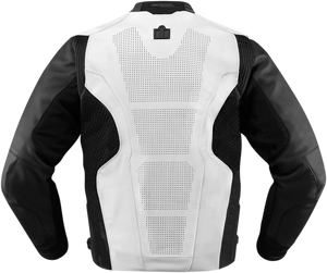 JACKET HYPERSPORT WHT