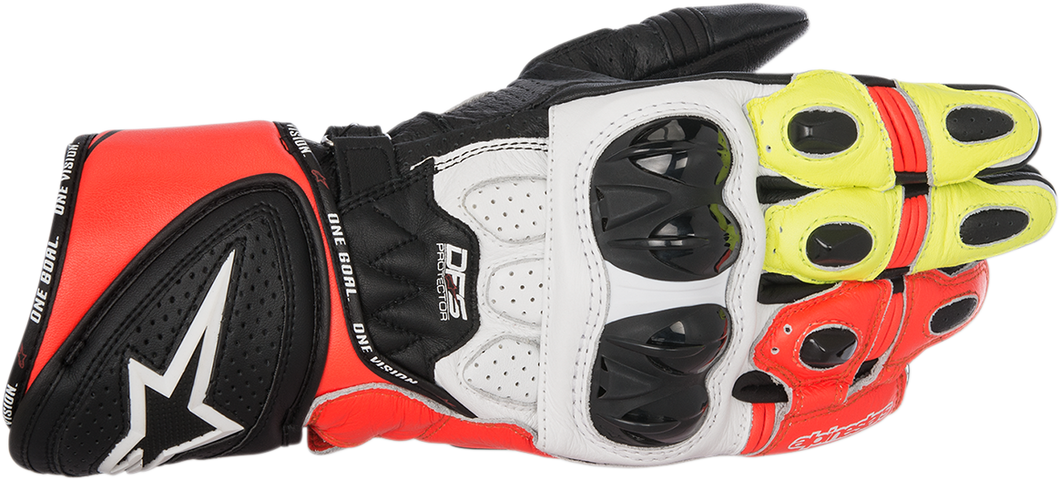 GLOVE GP PLUS R BWYR