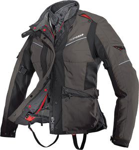 VENTURE H2OUT LADIES JACKET GREY X