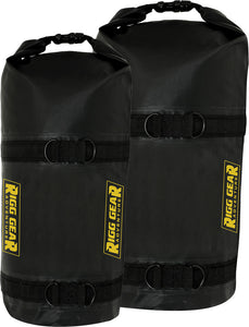 ADVENTURE DRY ROLL BAG 15L BLACK SURVIVOR EDITION
