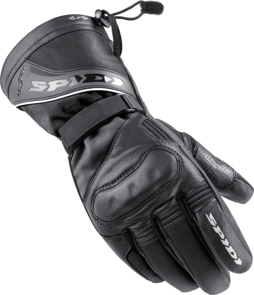 NK3 H2OUT LEATHER GLOVES BLACK X