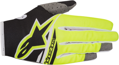 GLOVE S8 FLIGHT BK/YL