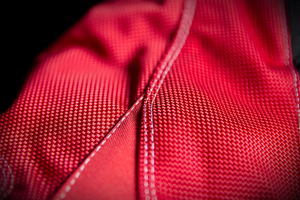 JACKET CONTRA RED