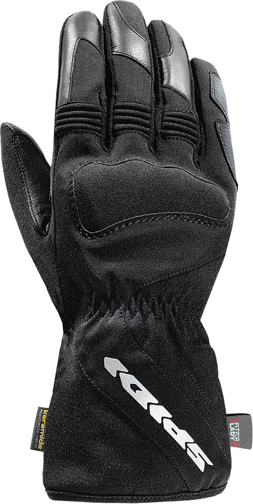 ALU-TECH H2OUT LEATHER LADIES GLOVES BLACK L