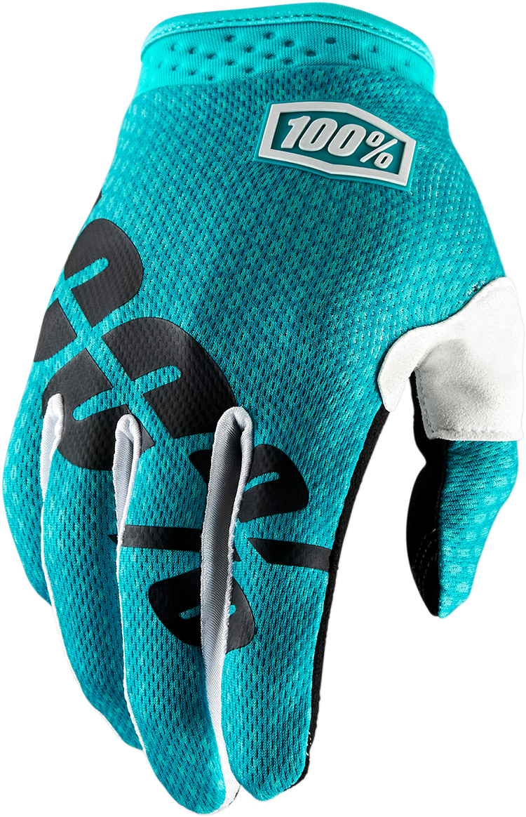 GLOVE ITRACK TEAL