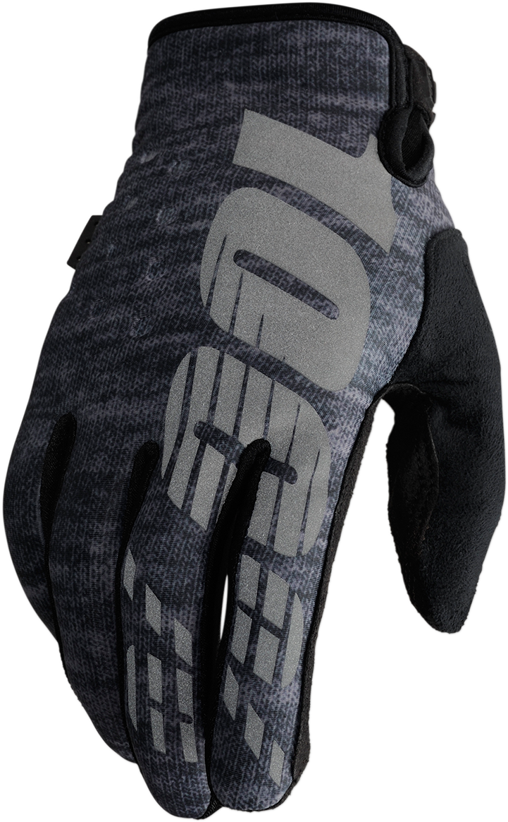 GLOVE BRISKER HEATHER