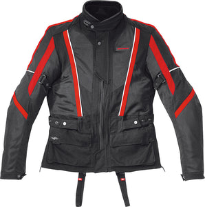 NETWIN ALL SEASON JACKET BLACK /RED 2X