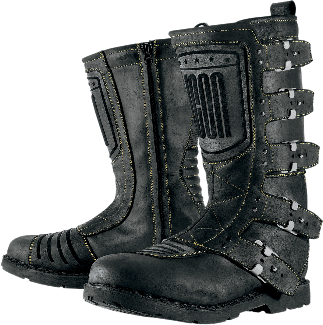 BOOT ELSINORE BLK