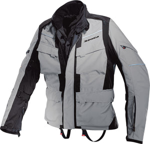 VENTURE H2OUT JACKET GREY 3X