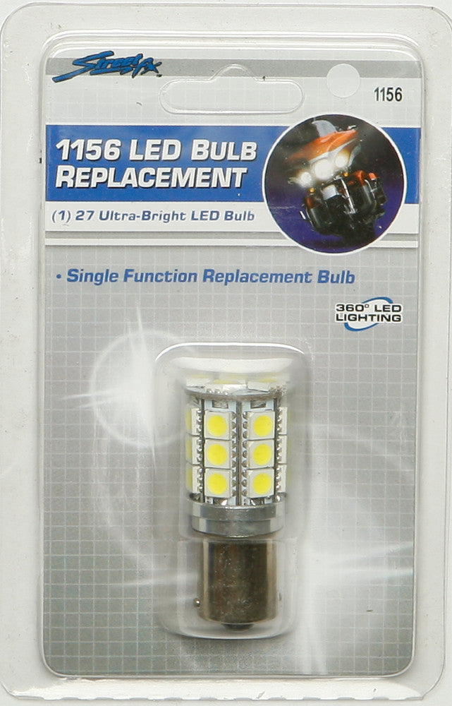 LED REPLACEMENT BULB 1156 WHITE