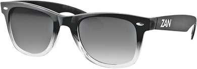 Throwback Winna Sunglasses Black Gradient W/Smoke Lens