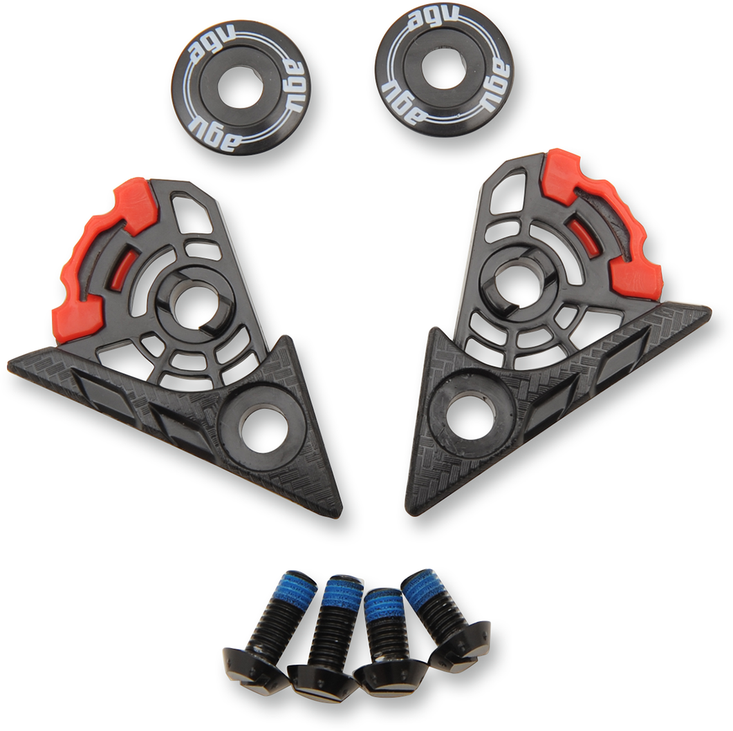 PIVOT KIT AX8DS W/SCREWS
