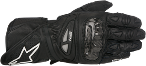 GLOVE SP-1 BLK