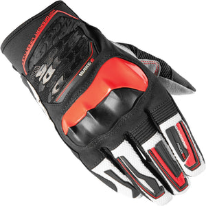WAKE EVO GLOVES BLACK/RED 3X