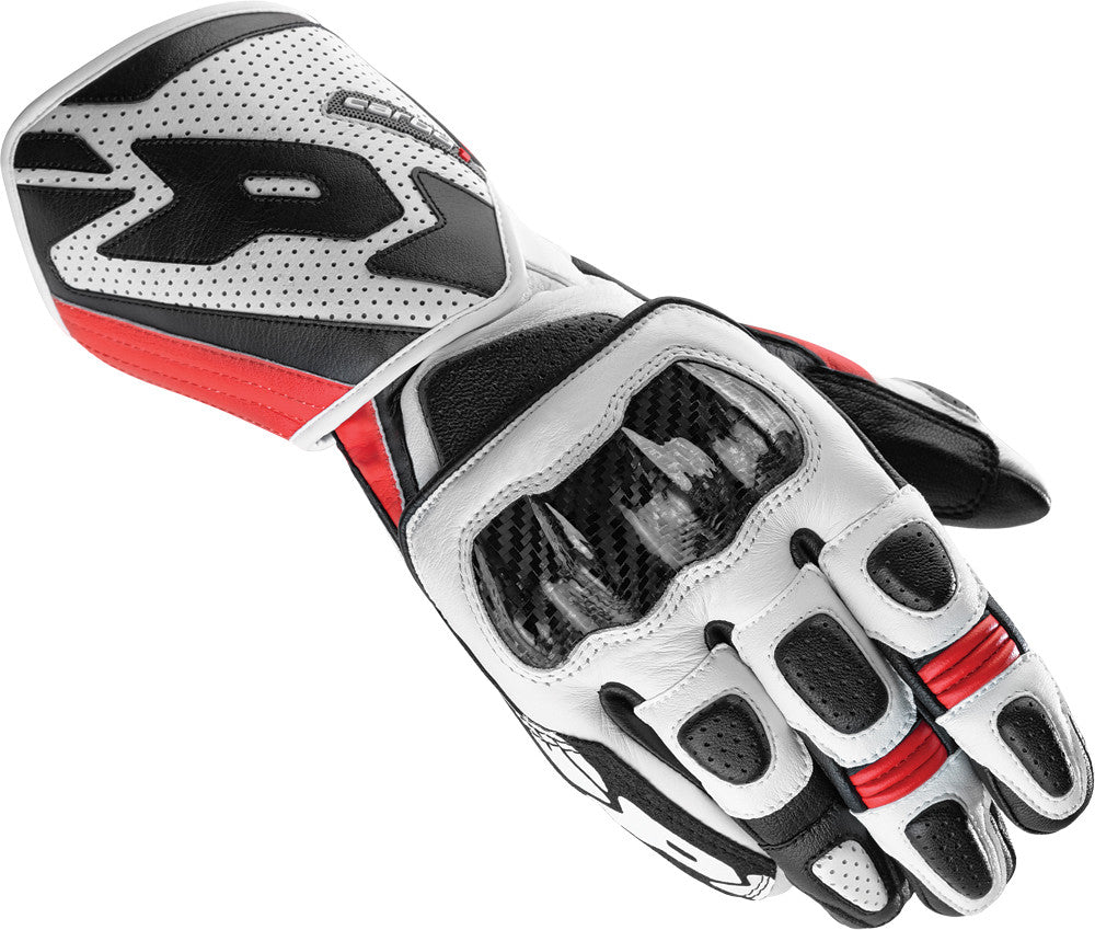 CARBO 1 GLOVES BLACK/RED 2X
