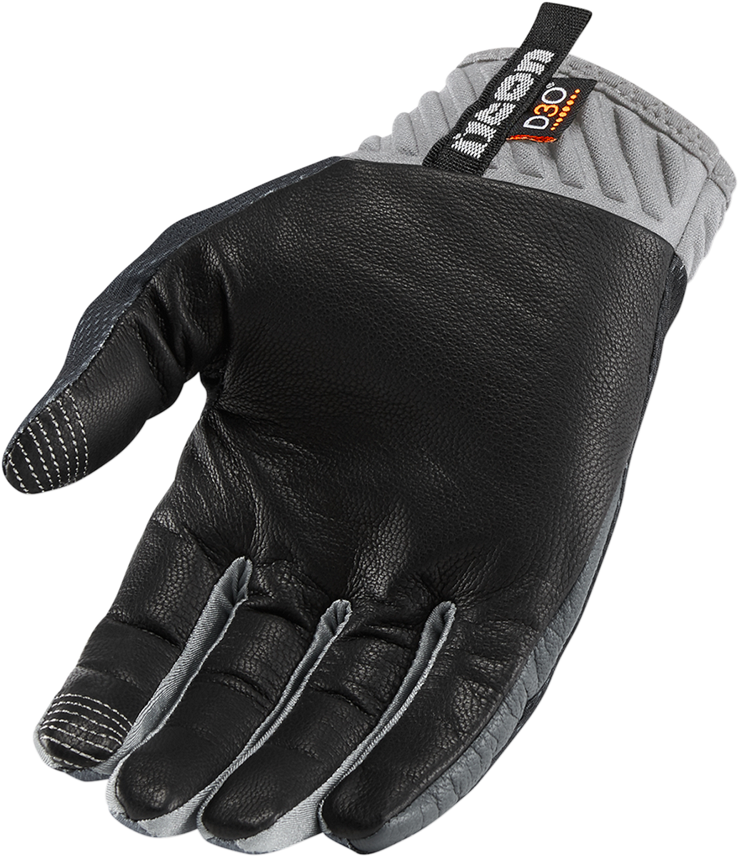 GLOVE ANTHM DEPLOY GRY
