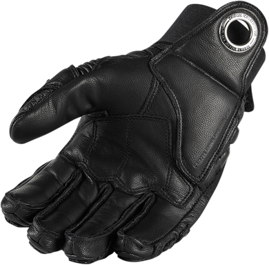 GLOVE TIMAX SHORT BLK
