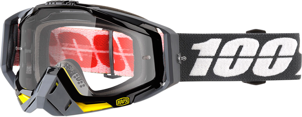GOGGLE RC FORTIS/CLR
