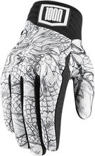 GLOVE LUCKYTIME WHITE