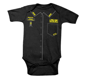 "Smooth Industries ""Mechanix Wear"" Infant Romper"
